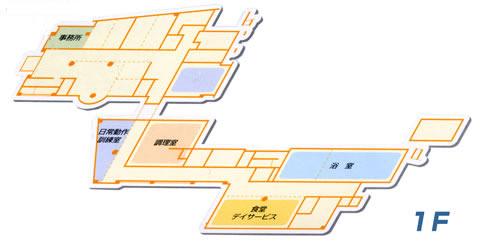 デイサービスセンターの施設概要